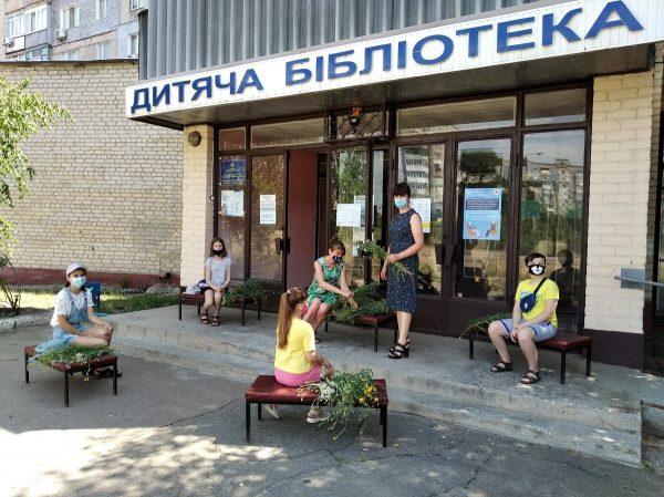 Александрийская библиотека заняла второе место во Всеукраинском конкурсе
