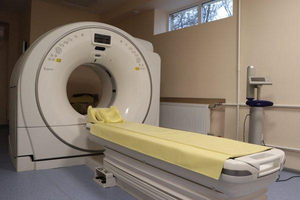 Для александрийцев компьютерная томография стала бесплатной