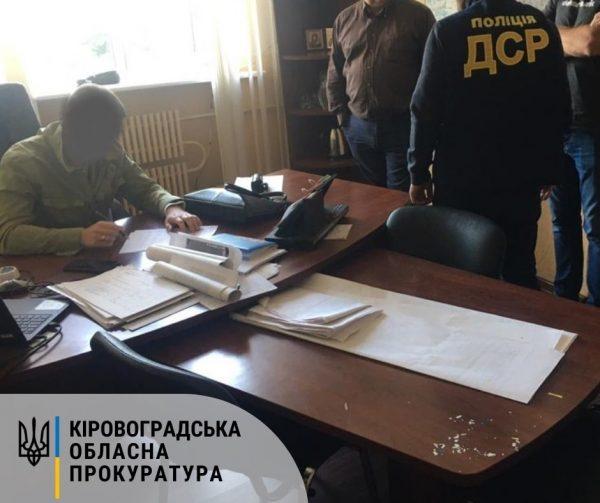 В Кировоградской области на ремонте дорог украли почти полмиллиона гривен