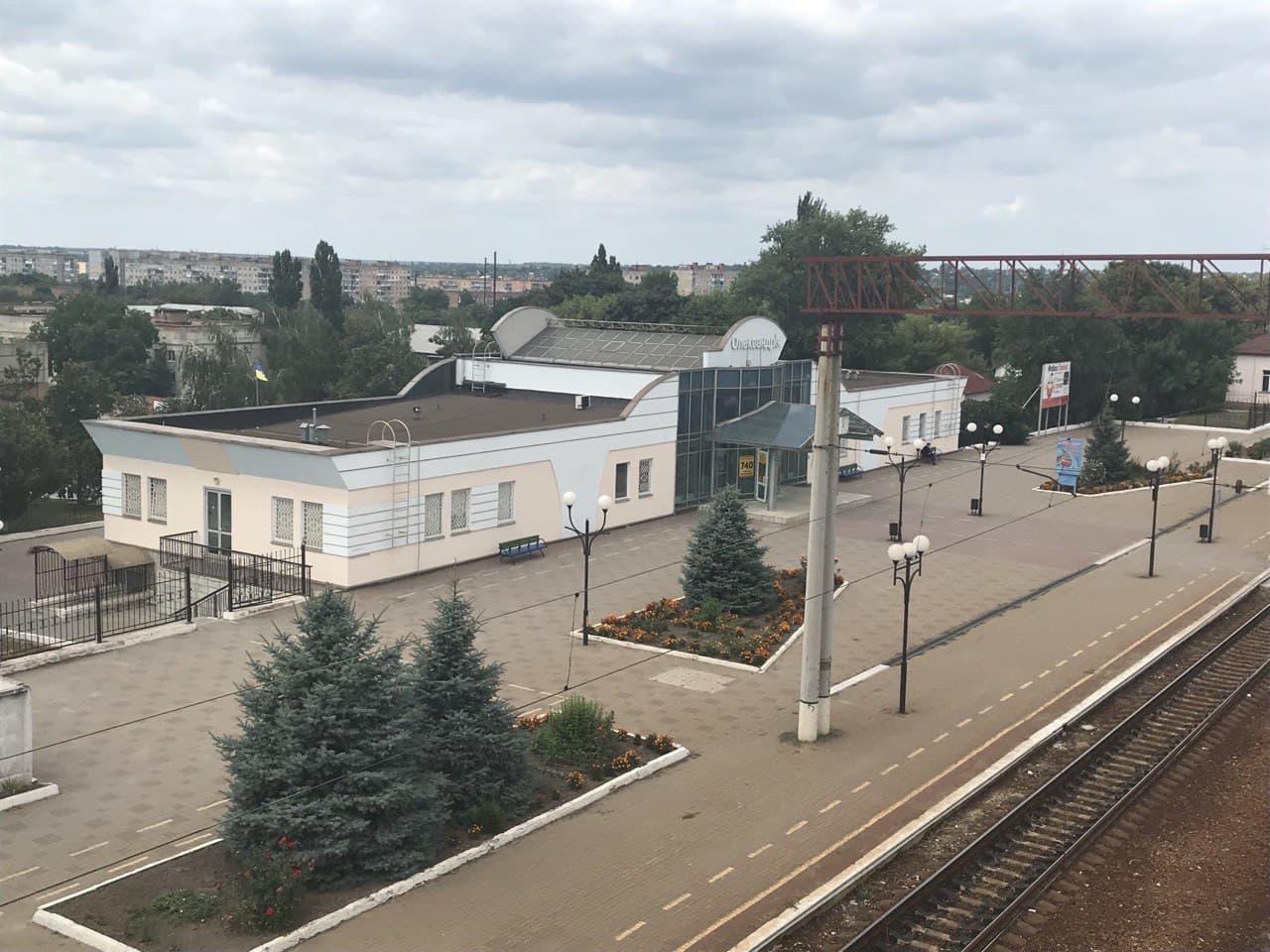 Два поезда, которые курсируют через Александрию, временно изменят маршрут