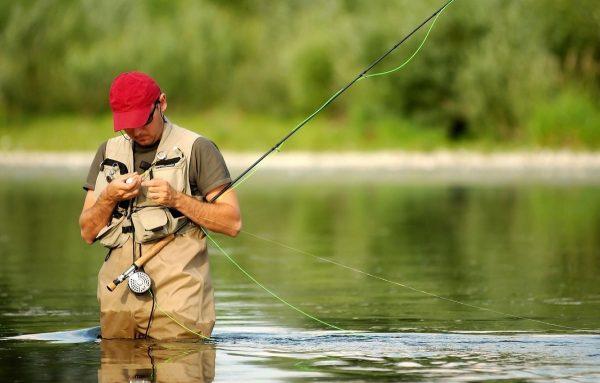 Опасная рыбалка: в Александрии мужчина от лептоспироза