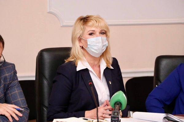 В Кировоградской области с 1 сентября 26 учеников заболели на коронавирус