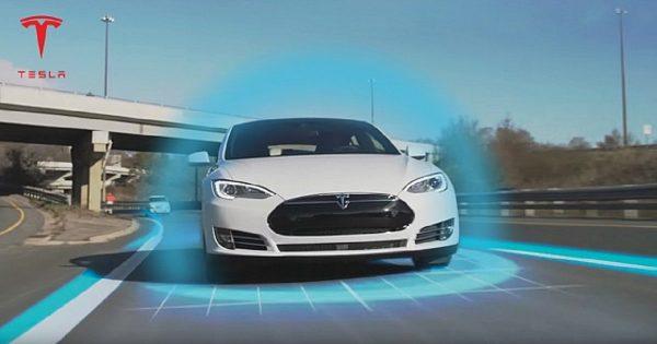 Автопилот Tesla: водитель больше не требуется?